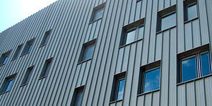 Built-Up Cladding